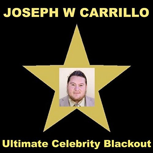 Ultimate Celebrity Blackout Album Cover