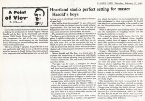Feb. 27, 1997 Gary Info Theatre Review of Darryl Maximilian Robinson as Sam Semela in Master Harold And The Boys by Al Boswell..jpg