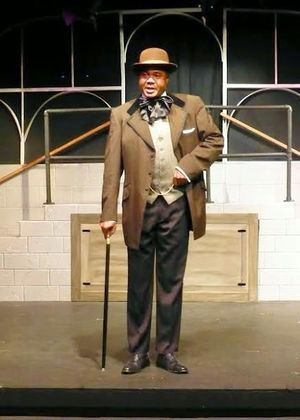 Darryl Maximilian Robinson as Booker T. Washington in Ragtime at The Westchester Playhouse in Los Angeles.jpg