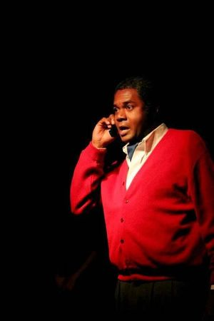Darryl Maximilian Robinson starred as Stanley C. Dunlkin, Jr. in the 2012 world premiere production of Rest For The Weary Spirit in Los Angeles..jpg